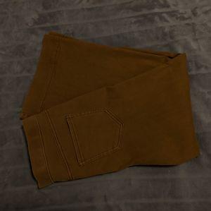 Woman's Wide leg Crop Jean